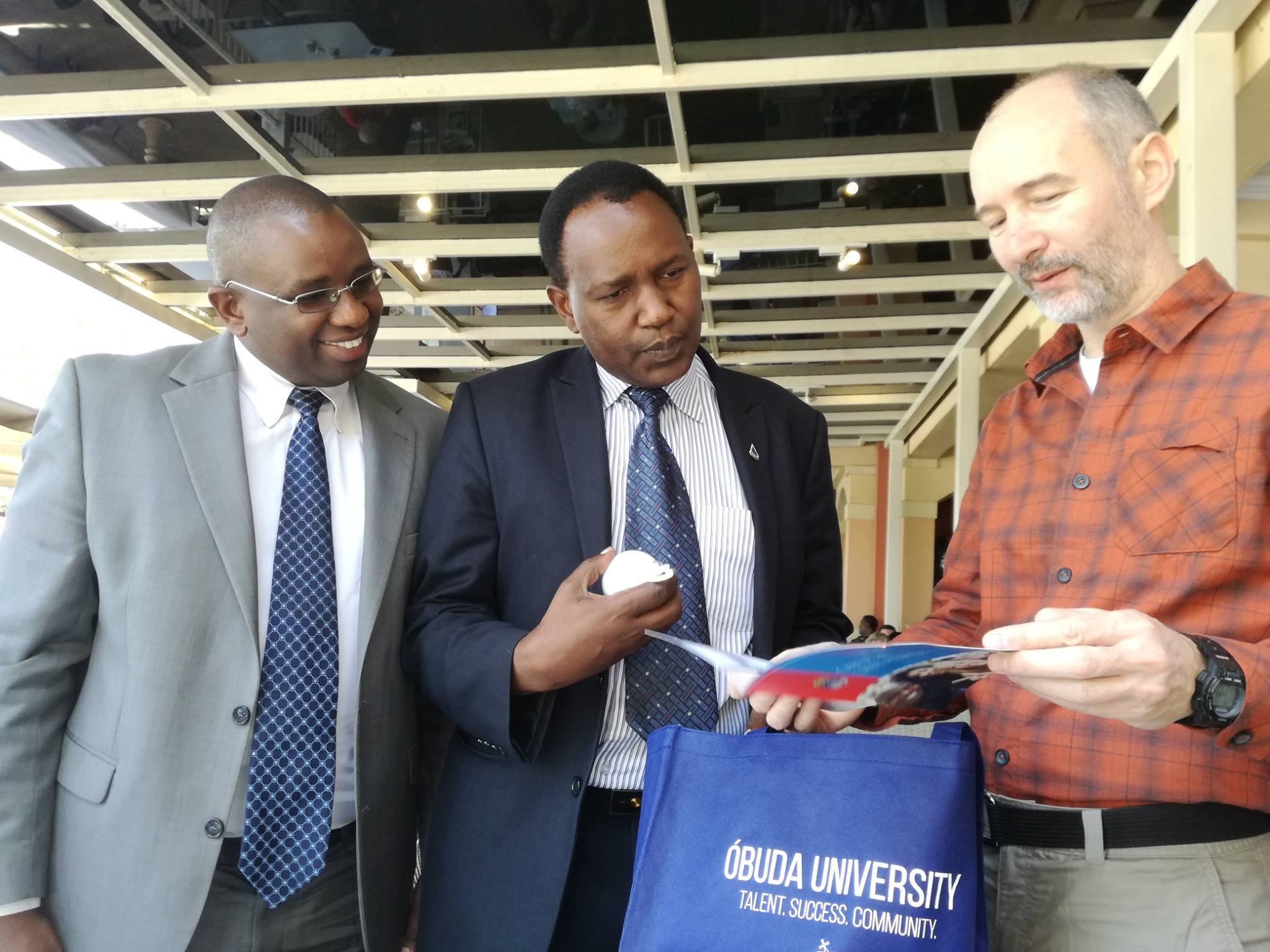 DeKUT signs MOU with Obuda University Hungary
