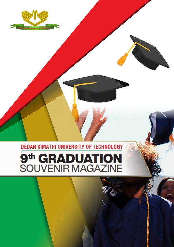 7th graduation magazine