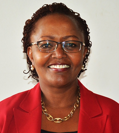 Dr. Janet Macharia