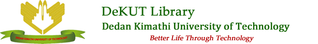 DeKUT Library Logo